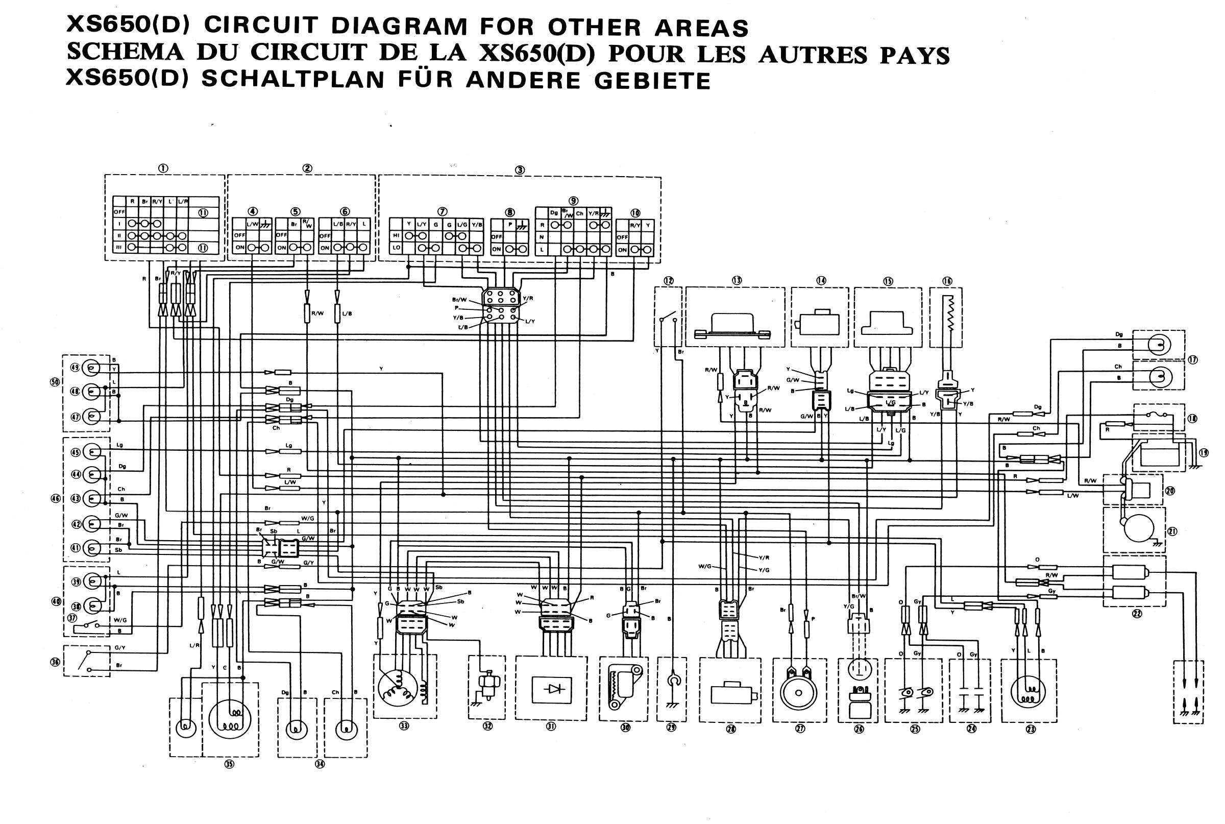 y motorcycle wiring diagram wiring diagrams and schematics simple motorcycle wiring diagram eljac